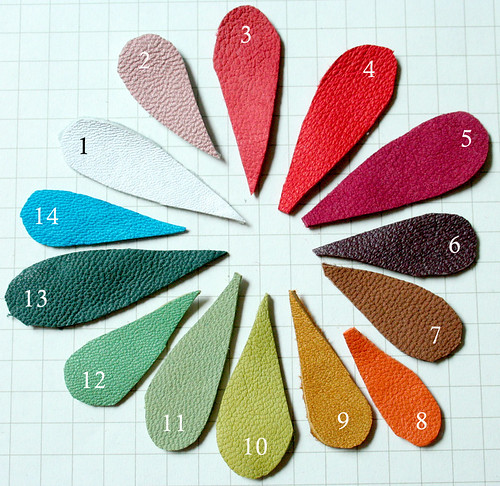 colorwheel numbered