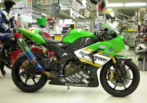 Kawasaki ZX-10R Pictures Gallery Design