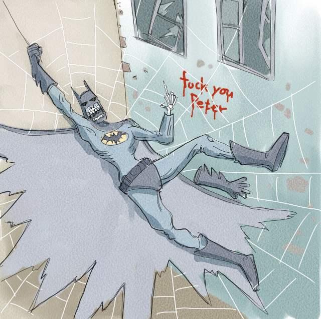 Batman之死