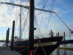 docked at Mackay Marina (zgreatscot) Tags: sailing ye june2008 mackaytownsville