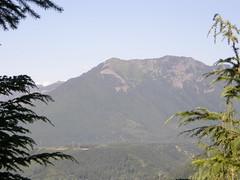 Mailbox and ridge from Cedar Butte summit. (bikejr) Tags: ironhorse cedarbutte