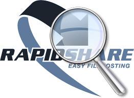 99 motori di ricerca Rapidshare
