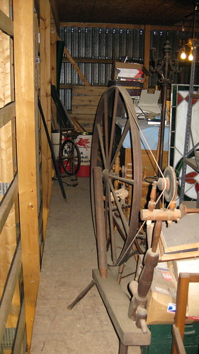 Michigan- Spinning Wheel 2