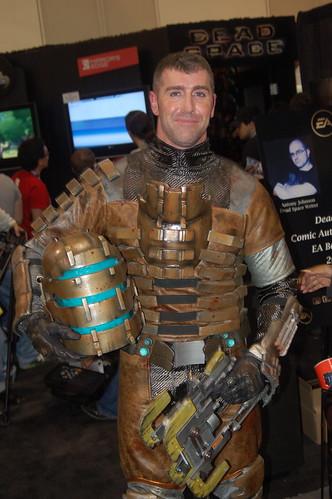 Comic Con 2008: Dead Space
