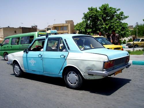 Tradiční Íránský paykan