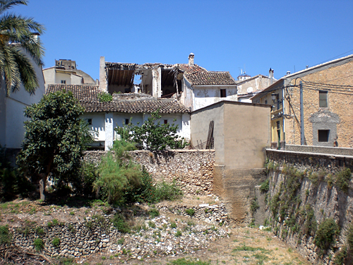 Enguera-ghost-town