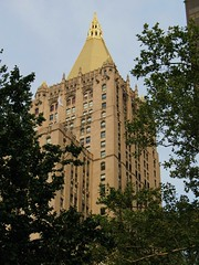 New York Life Building - Top by Mr. T in DC, on Flickr