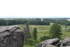 Valley of Death from Little Round Top