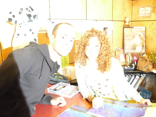 Bernadetter Peters, me and light