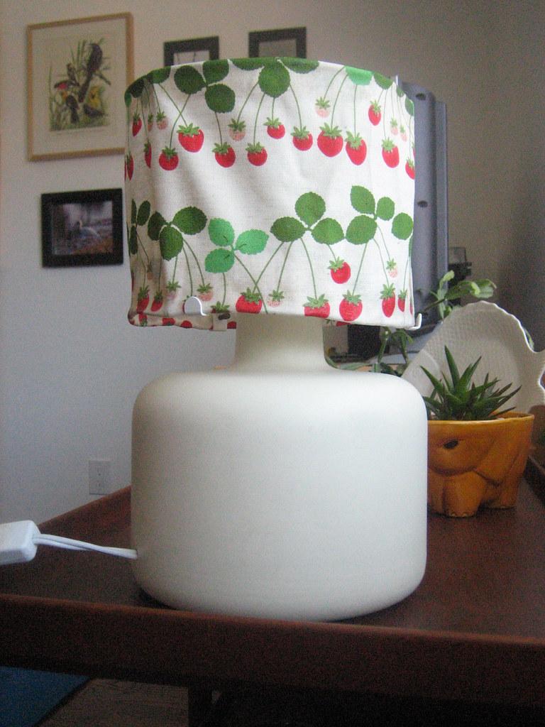 New Lamp Shade
