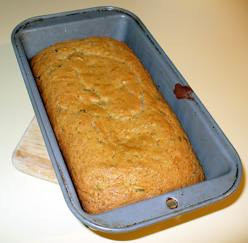 2008-08-18 - Zucchini Bread - 0004