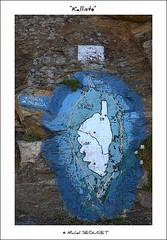 Kalliste (Michel Seguret thanks you all for + 7.700.000 view) Tags: road sea mer france nature island nikon flickr strada mediterranean mare carretera corse strasse corsica ile insel route estrada pro signalisation michel  panneau yol corsika stradale isola smrgsbord photographe beaute  mediterranee seguret nikond200  isula checkoutmynewpics croquenature michelseguret