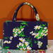 Vintage Margaret Smith Daisy Handbag