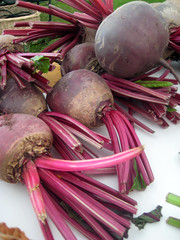 Beetroot - Kew Horticultural Society Summer Show