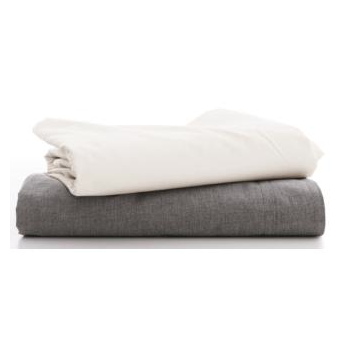 dwr- nest heather sheets