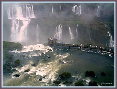 Iguazu (poljacek (+1,5M visits, Thanks so much!)) Tags: argentina falls cataratas iguazu wodospad ph039 mostremosnuestraargentina