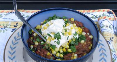 chili - served