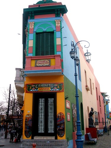 Caminito_ La Boca