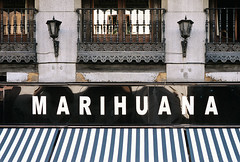 Marihuana, Madrid (maaht) Tags: madrid type marihuana