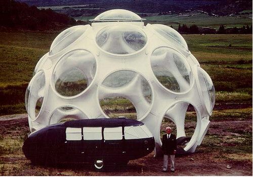 buckminster fuller, geodesic, flickr, dome