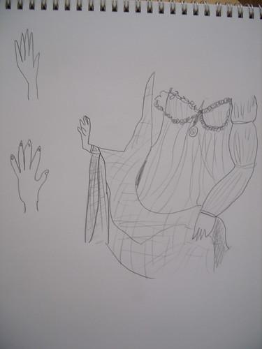 Botticelli's Primavera (Triss)