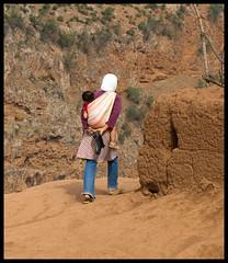 Marruecos / Morocco 2008 : Ouzoud (shaorang) Tags: waterfall olympus morocco marruecos catarata cascada ouzoud e510