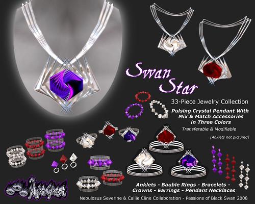 Swan Star set