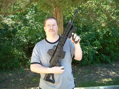 Sig 556 Tactical - Mark Vanderberg
