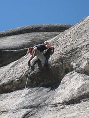 The first and last days of Tuolumne WW37 2008 079 (trancehit) Tags: climbing yosemite tuolumnemeadows