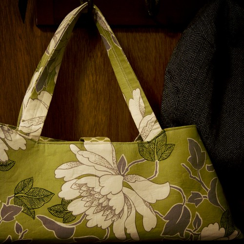 Uptown Handbag