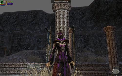 Warlock Robe