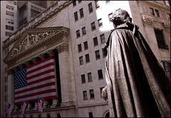 Washington mira a la Bolsa