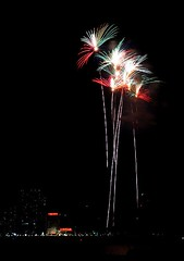 great height to colourful out breaks (EpicFireworks) Tags: fireworks bonfire pyro 13g loud pyrotechnics epicfireworks