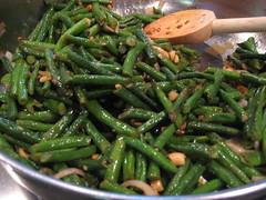 Chinese Long Bean Stir Fry