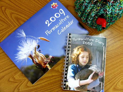 diary + cal