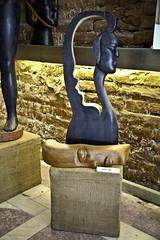 Cap_de _vis (mcerincorporated) Tags: 2008 arta sculptura lemn
