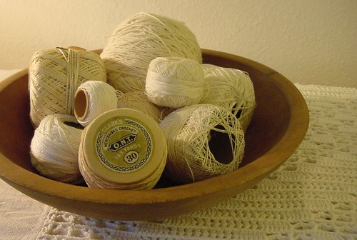 Bowl of Threads