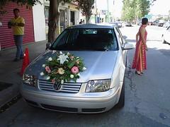 AUT-006 (Galera Floral) Tags: auto para autos arreglos