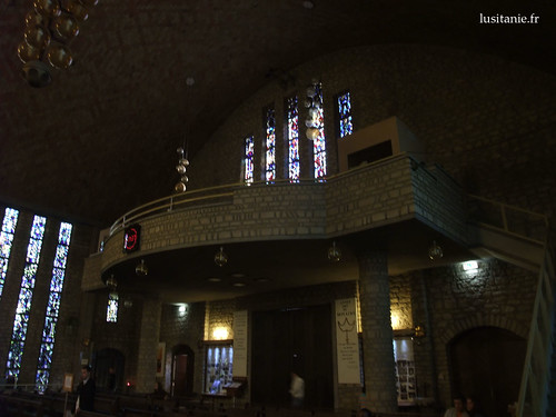 Porta principal da igreja