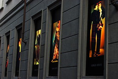 Ventanas Fashion (Roco Mateo) Tags: moda ventanas miln