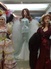 (anne banks) Tags: dolls rita moda barbie diva exibition exposio hayworth ritahayworth barbienamoda ilovebarbie