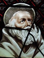 St Chad (Aidan McRae Thomson) Tags: window stainedglass staffordshire lichfield guildhall bettonevans johnjameshalls
