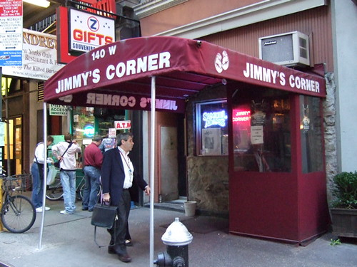 Midtown Happy Hour: Jimmy's Corner