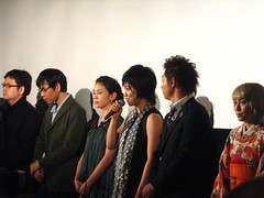 [Tokyo International Film Festival] Ayako Morita 森田彩華 speaks during world premiere of KILL
