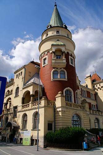 "The Celje Hall (Celjski dom) • <a style=""font-size:0.8em;"" href=""http://www.flickr.com/photos/26679841@N00/2955542677/"" target=""_blank"">View on Flickr</a>"