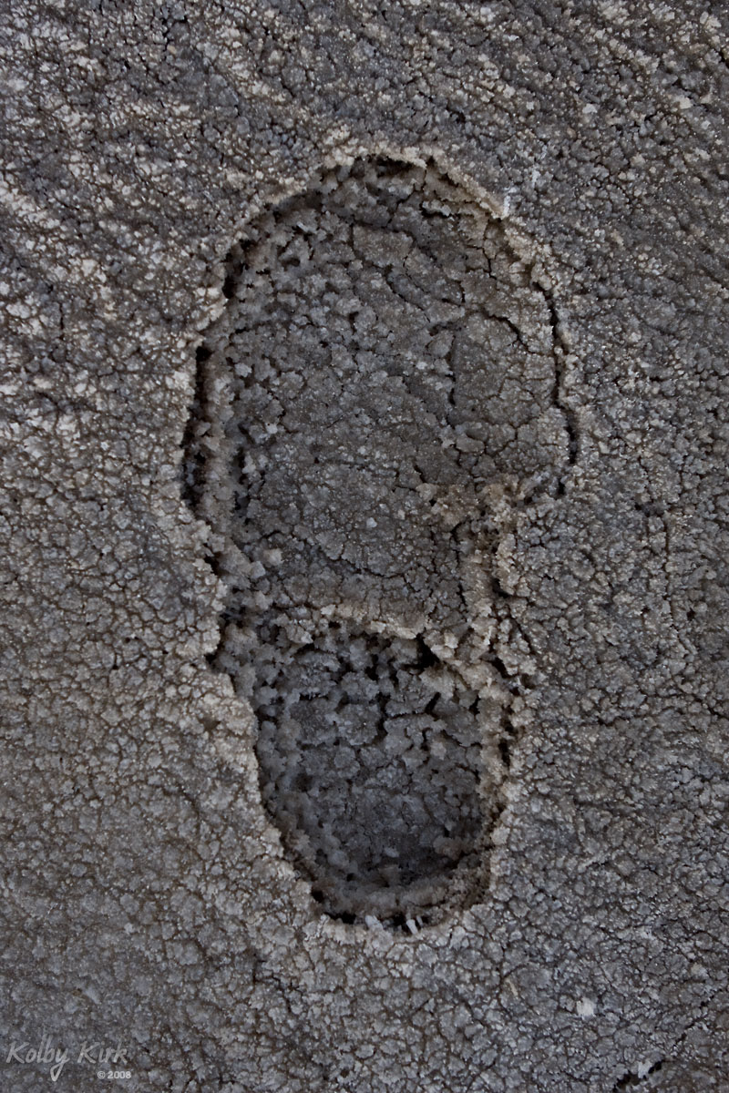 Crusty Footprint