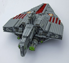 acclamatorA (Rogue Bantha) Tags: star ship republic lego mini wars assult acclamator