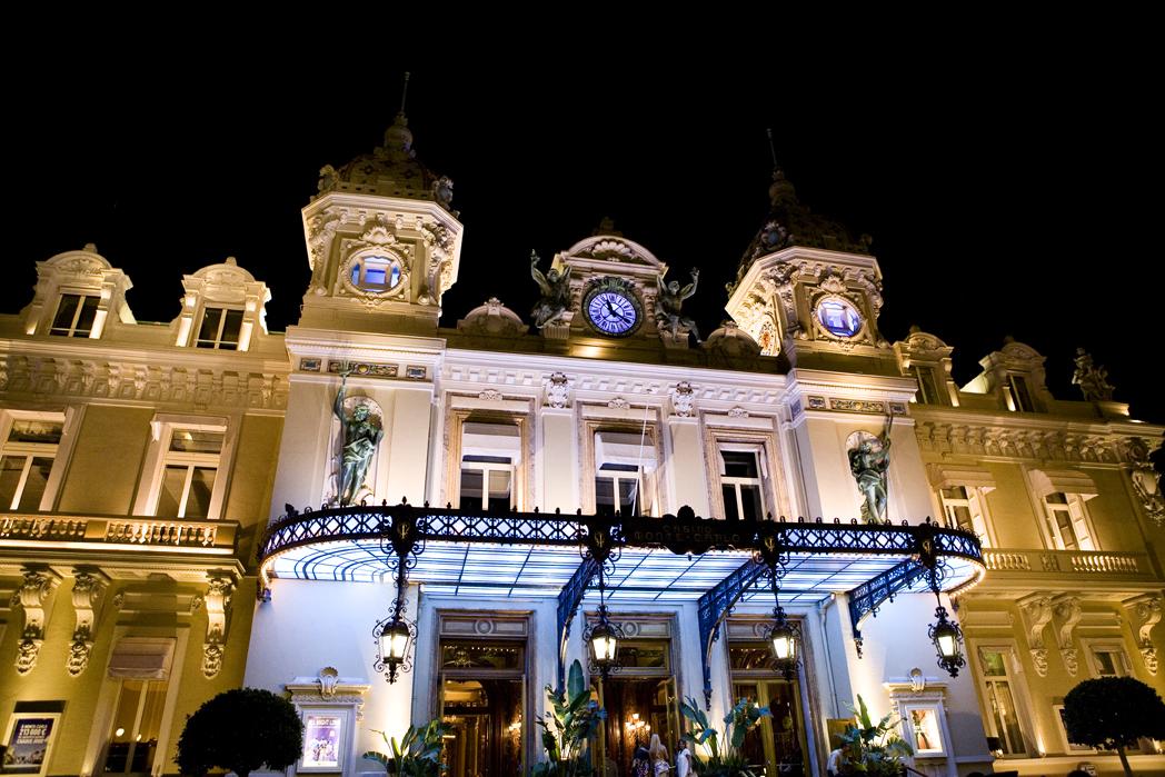 at Monte Carlo, Monaco