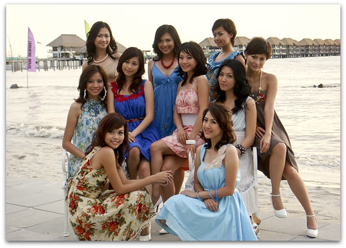 Miss Astro 2008 ~ Final 10