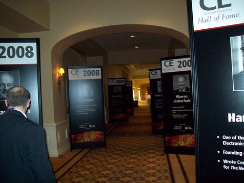 Hall of Fame Hallway